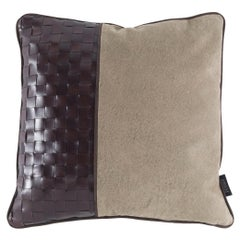 Gianfranco Ferré Home Tribeca _4 Cushion in Leather
