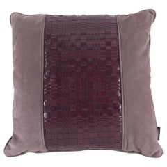 Gianfranco Ferré Tribeca_3 Cushion in Leather
