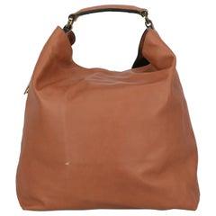 Gianfranco Ferre Woman Handbag Brown Leather