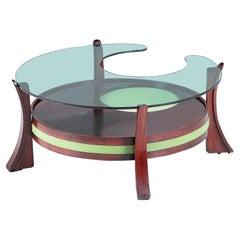 Gianfranco Frattini style Coffee Table, Italy, 1960