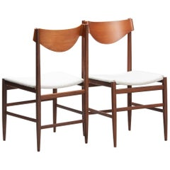 Gianfranco Frattini Dining Chairs for Cassina