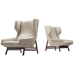 Gianfranco Frattini for Cassina Lounge Chairs