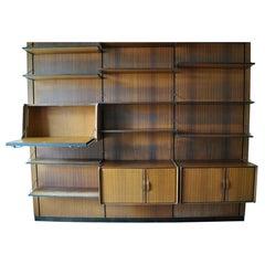 Gianfranco Frattini Italian Midcentury Bookcase
