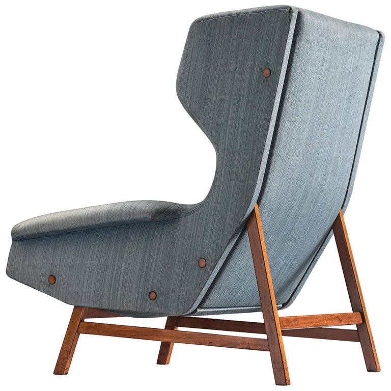 Gianfranco Frattini Lounge Chair for Cassina For Sale