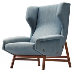 Gianfranco Frattini Lounge Chair for Cassina