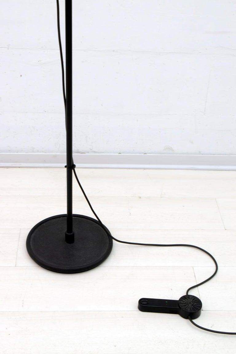 Gianfranco Frattini Postmodern Italian RT3 Floor Lamp for Relco Milano, 1980s For Sale 1