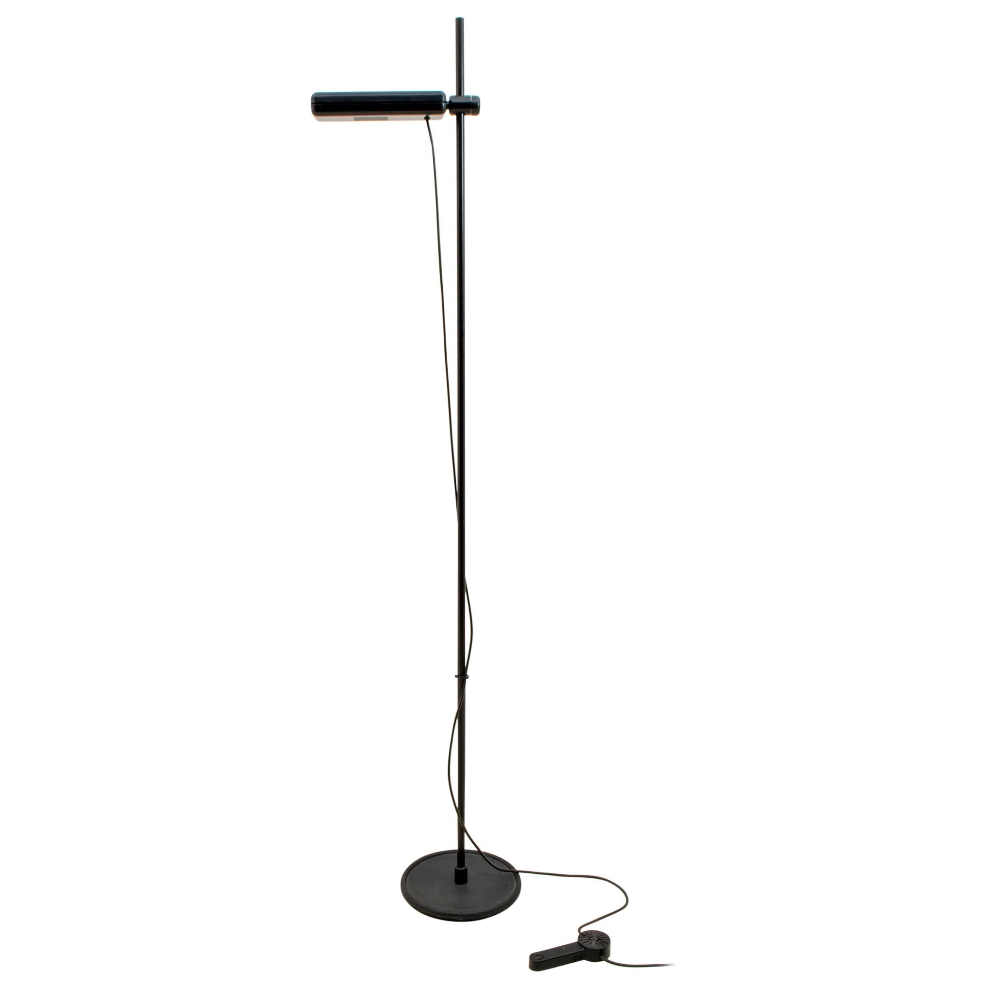 Gianfranco Frattini Postmodern Italian RT3 Floor Lamp for Relco Milano, 1980s