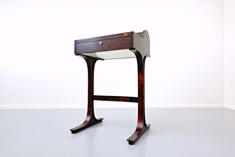 Gianfranco Frattini Secretary for Bernini, 1950s In Good Condition For Sale In Brussels, BE