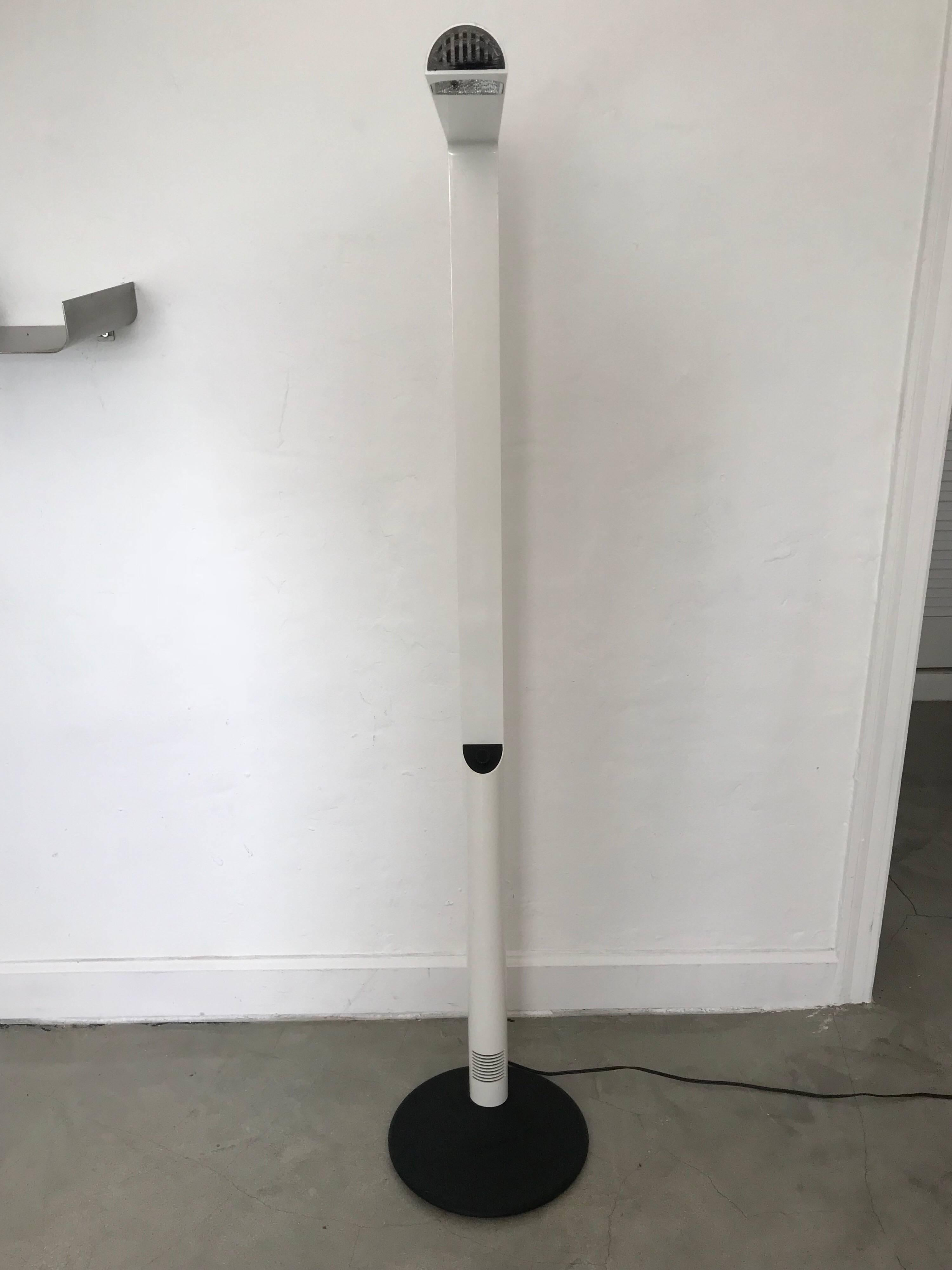 Gianfranco Frattini Veronica Floor Lamp For Luci Italia For Sale At 1stdibs