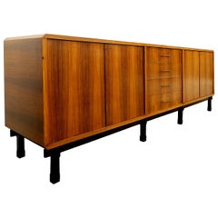 Gianfranco Frattini Walnut Sideboard