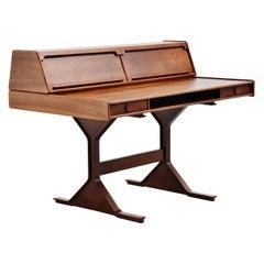 Gianfranco Frattini Writing Desk Bernini, Italy, 1957