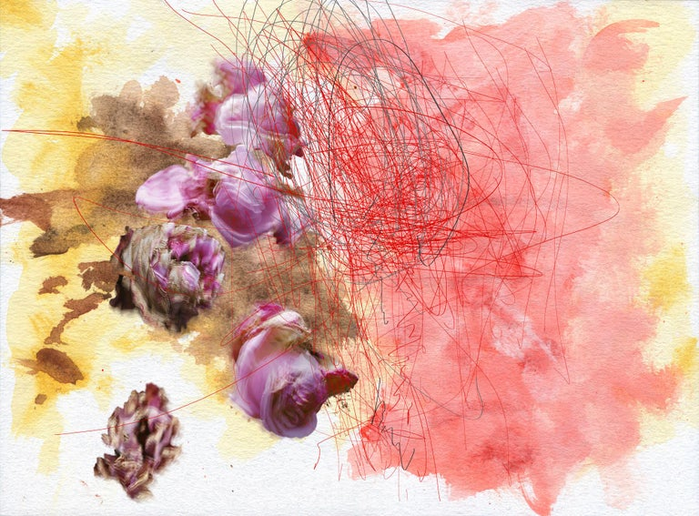 Gianfranco Pezzot Color Photograph - Cosa Mentale