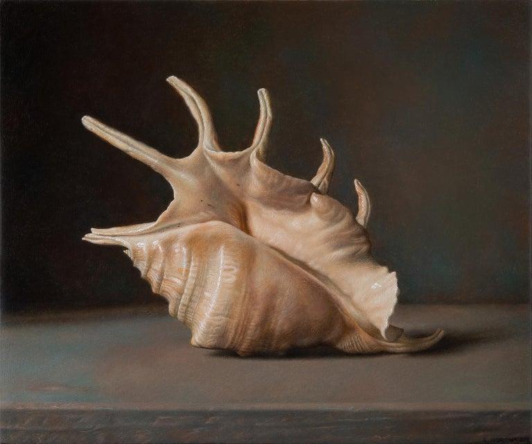 Gianluca Corona Still-Life Painting - Lambis