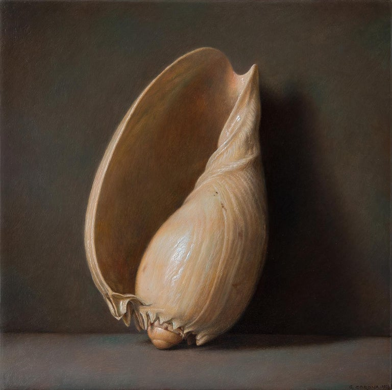 Gianluca Corona Still-Life Painting - Melo Diadema