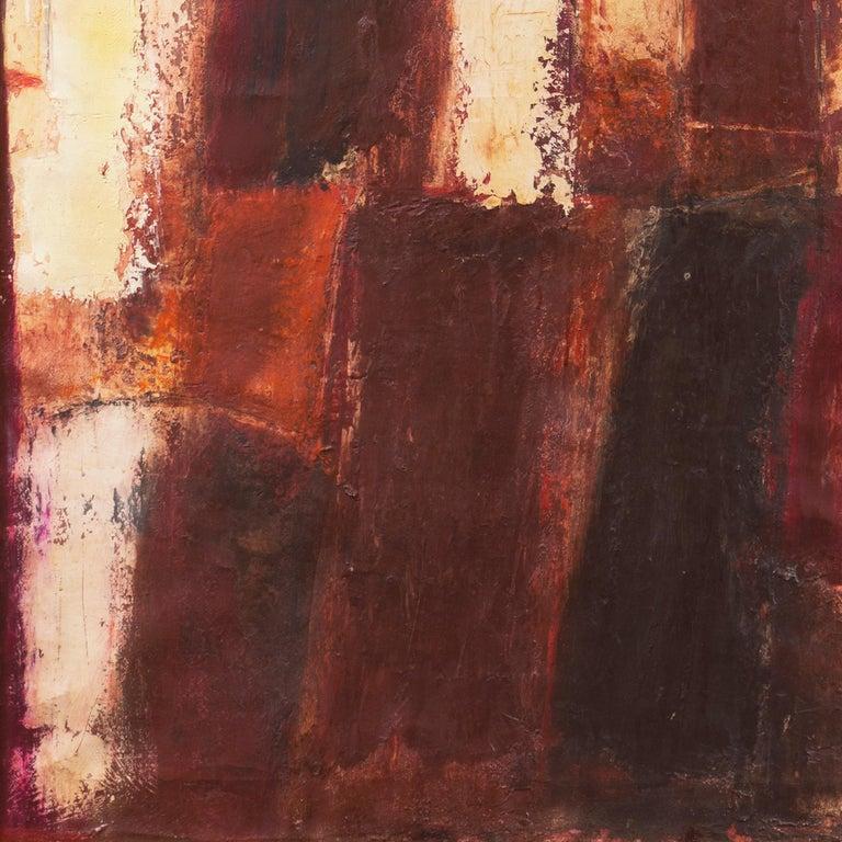 Fendi Shopping Bag Landscape  (Italian, Modernism, Mid-century, Red, Fashion) For Sale 2