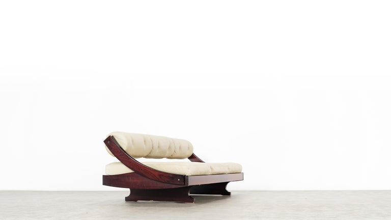 Gianni Songia, Daybed GS 195 and Sofa, 1963 for Sormani, Handmade in Italy For Sale 4