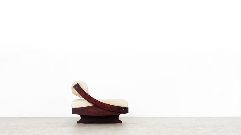 Gianni Songia, Daybed GS 195 and Sofa, 1963 for Sormani, Handmade in Italy For Sale 5