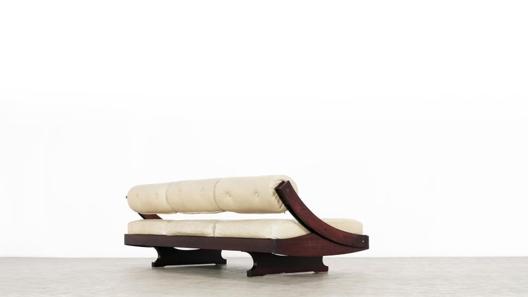Gianni Songia, Daybed GS 195 and Sofa, 1963 for Sormani, Handmade in Italy For Sale 7