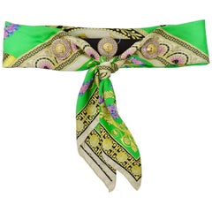 Gianni Versace 1990s Scarf Belt