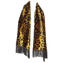 Gianni Versace Baroque Scarf