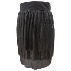 Gianni Versace black Skirt