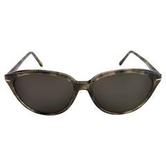 Gianni Versace cat eye sunglasses