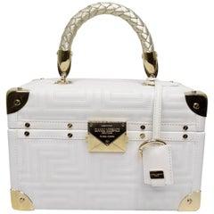 Gianni Versace Couture Train Case Bag