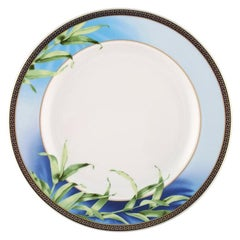 "Gianni Versace for Rosenthal, ""Jungle"" Plate, 12 Pieces"