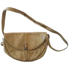 Gianni Versace Green Leather Women's handbag