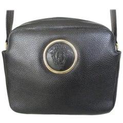 Gianni Versace Medusa Black bag
