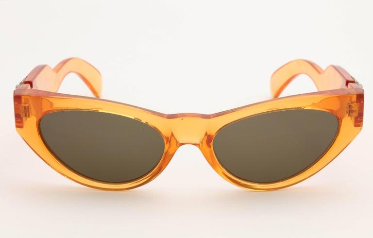 Women's Gianni Versace Mod 476/A Vintage Sunglasses