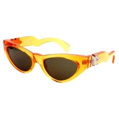 Gianni Versace Mod 476/A Vintage Sunglasses