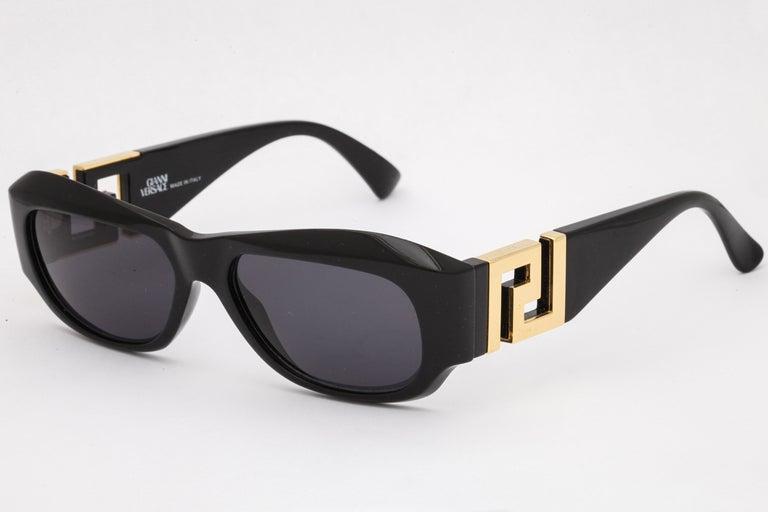 Vintage Gianni Versace Sunglasses Mod T75 COL 852