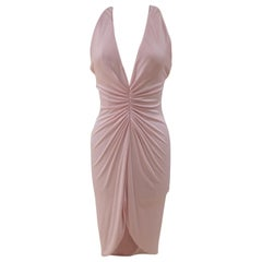 Gianni Versace Pink Dress