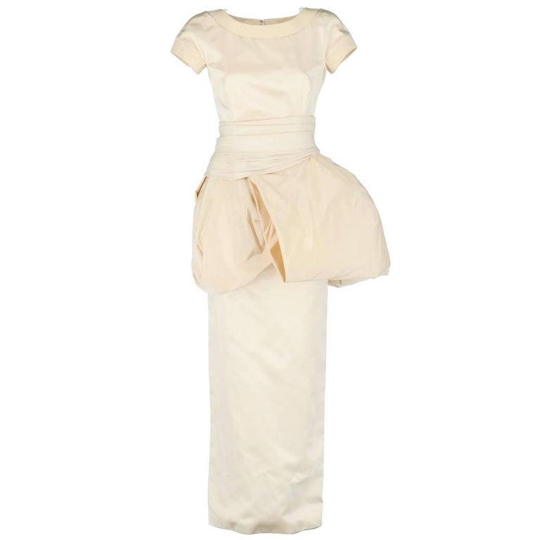 Gianni Versace Pink Vintage Wedding Dress, 1990s
