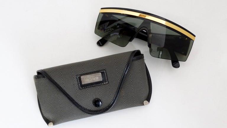 Gianni Versace Rare 1980s Update Sunglasses For Sale 7
