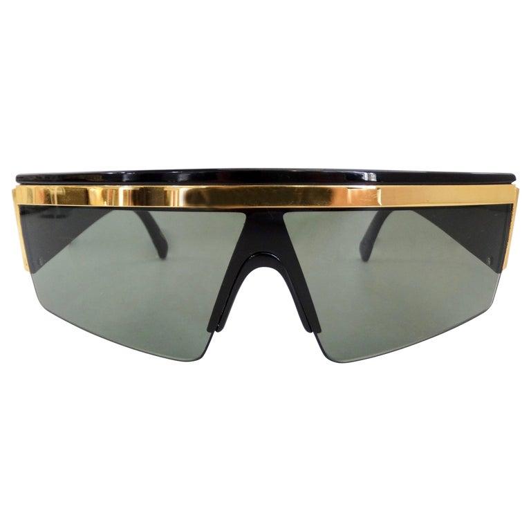 Gianni Versace Rare 1980s Update Sunglasses For Sale