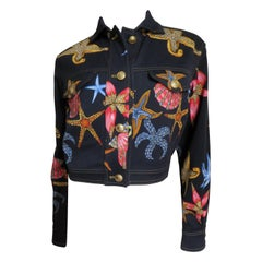 Gianni Versace Starfish Jacket