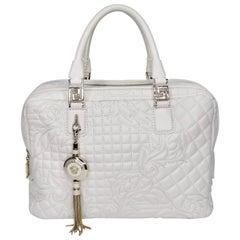 Gianni Versace Vanitas Quilted Handbag