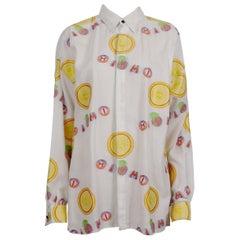 Gianni Versace Vintage 1990s Miami Shirt