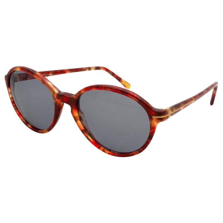 Gianni Versace vintage sunglasses 80s For Sale
