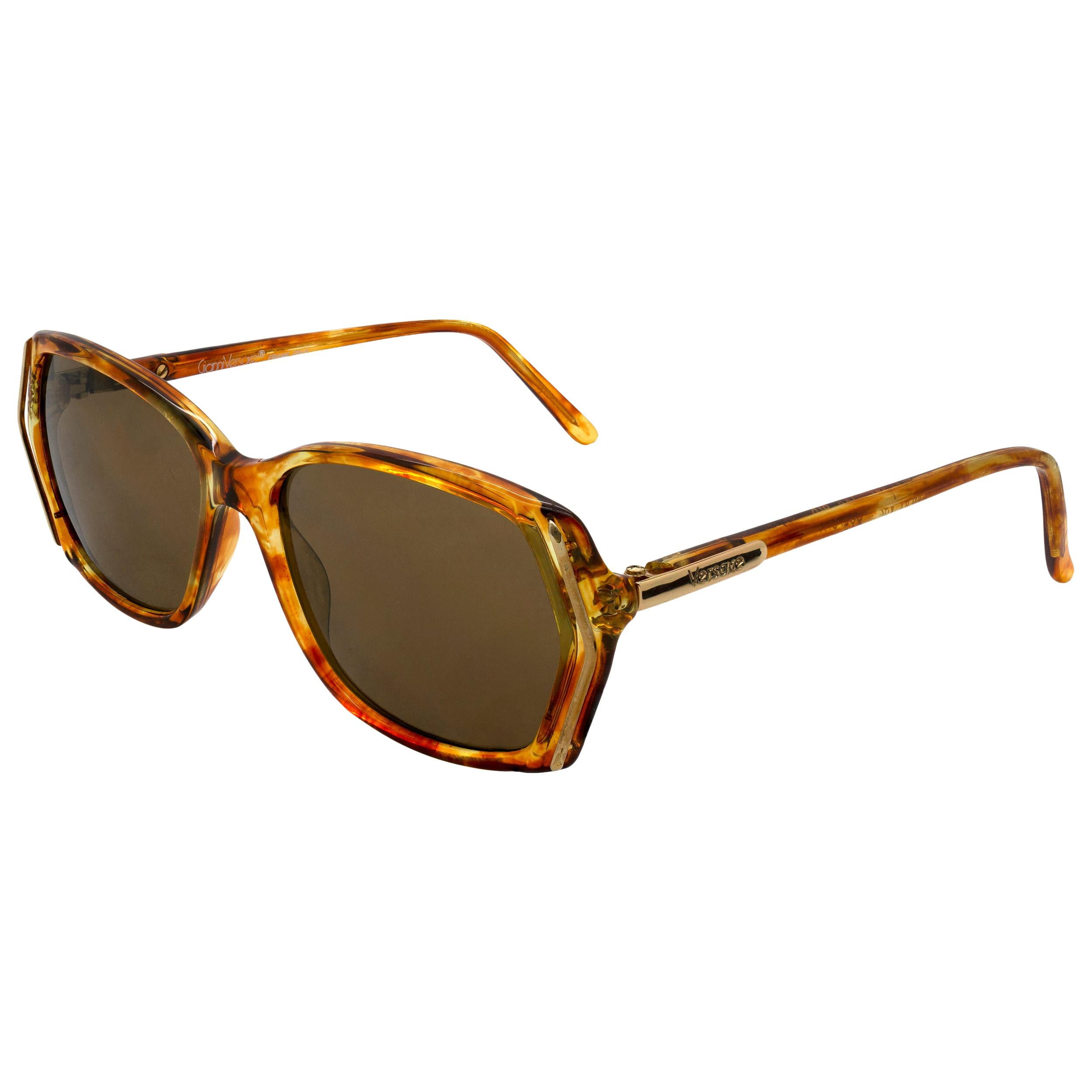 Gianni Versace vintage sunglasses for women