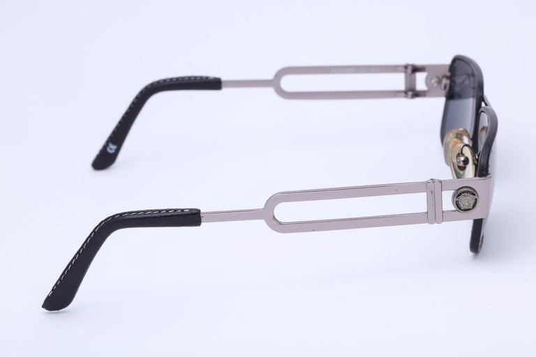 Men's Gianni Versace Vintage Sunglasses Mod S55/P
