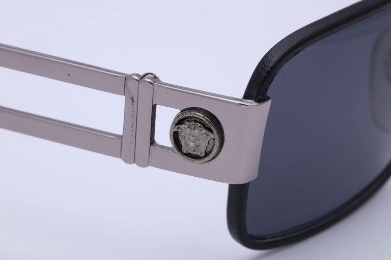 Gianni Versace Vintage Sunglasses Mod S55/P 1