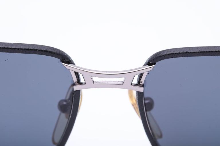 Gianni Versace Vintage Sunglasses Mod S55/P 3