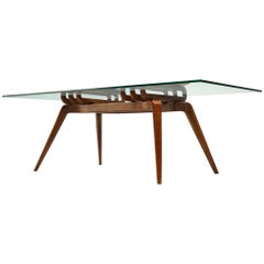 Gianni Vigorelli Sculptural Coffee Table