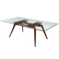 Gianni Vigorelli Sculptural Coffee Table