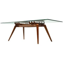 Gianni Vigorelli Sculptural Dining Table