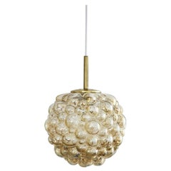 Giant Bubble Pendant Lamp by Helena Tynell for Limburg, 1970s