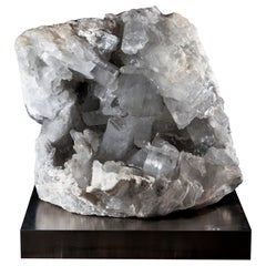 Giant Mounted Gypsum Minerals Cluster from China